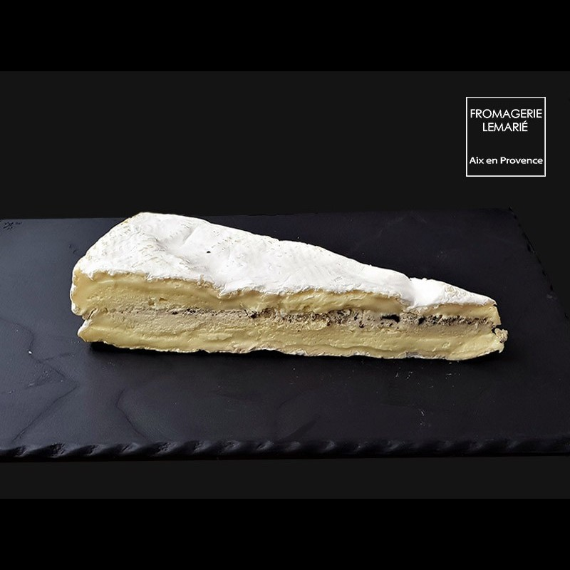 Brie de Meaux Truffé Maison