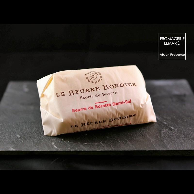 Beurre Bordier ½ Sel