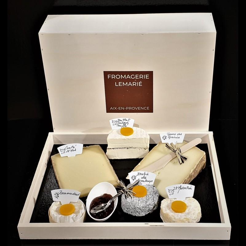 Plateau de fromage pour deux - Tête à Tête – 600g